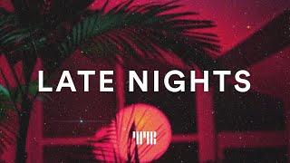 "R&B Type Beat ""Late Nights"" R&B/Soul Piano Instrumental 2019"