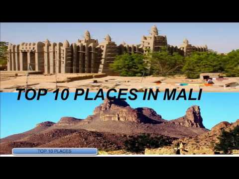 Mali tourism/places in mali