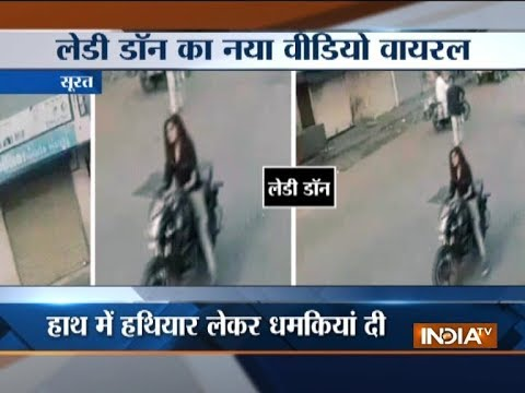 Gujarat: One more complaint filed against Surat's lady don for threatening shopkeeper