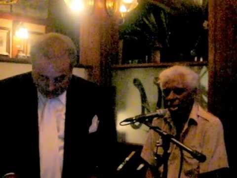 Bill Murphy sings Old Man River, Alex Safi Plays Keyboards