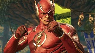 INJUSTICE 2 · The Flash! Gameplay Trailer (60fps) | PC PS4 Pro Xbox One