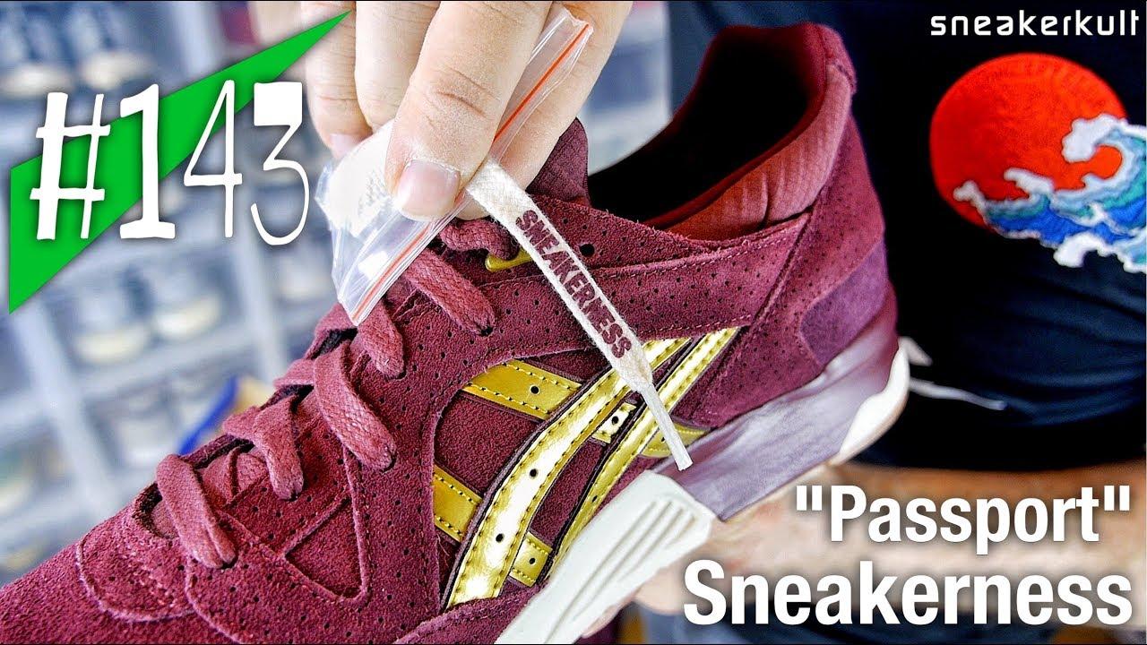 separation shoes db712 cabaf #143 - Sneakerness x ASICS GEL-Lyte V