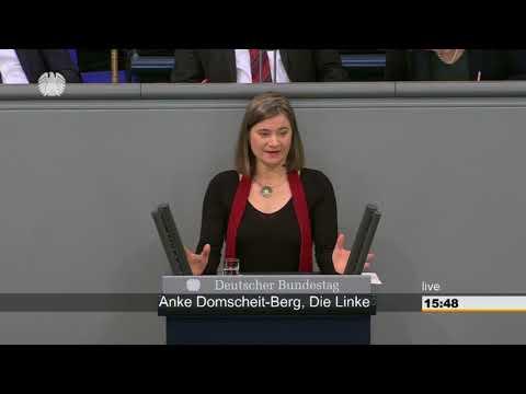 Anke Domscheit-Berg, DIE LINKE: Unser schlechtes Netz ist ein hausgemachtes Problem