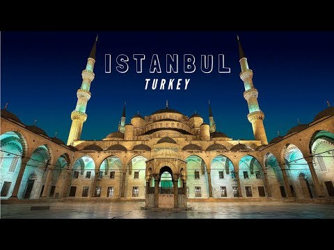 ISTANBUL TURKEY // 2017