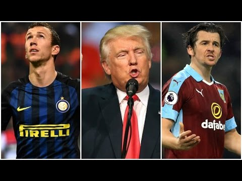 Perišić Linked With Arsenal & Joey Barton's Fake News! | AFTV Transfer Daily