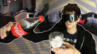 TESTING SCIENCE EXPERIMENTS WHILE WEARING DRUNK GOGGLES