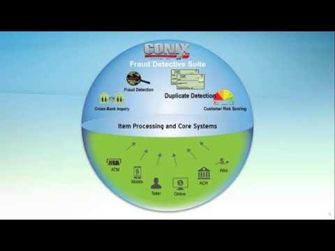 CONIX Fraud Detective Suite Overview and Demo