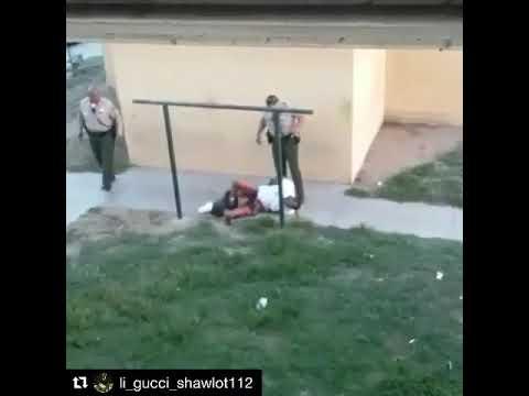 Man shot by deputy in watts
