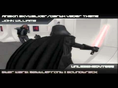 Star Wars: Battlefront II Soundtrack - Anakin SkywalkerDarth Vader Theme
