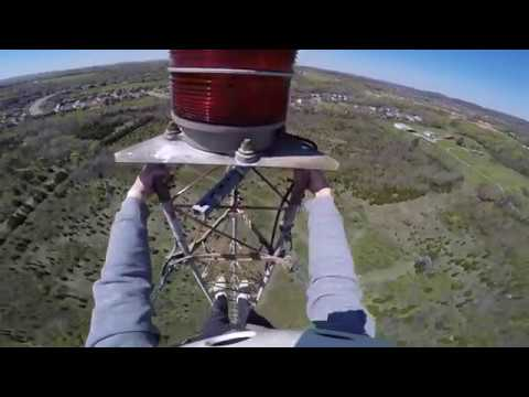 Radio Antenna Climb (500ft)