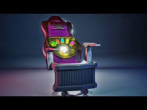 22+ Thanos Chair Background