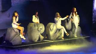 [Fancam] 2NE1 AON in Malaysia - If I Were You