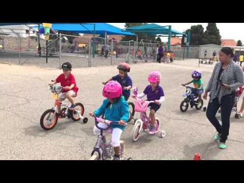 Bike Day at Sunshine Christian School