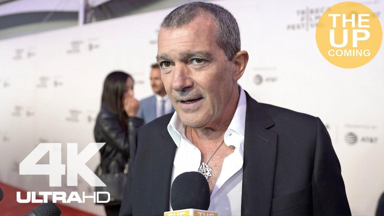 Antonio Banderas will be removed from Stephen Soderberga 01/29/2010 2