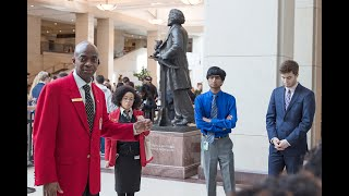CVC Celebrates Frederick Douglass