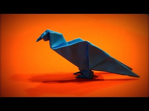How to Make a Paper Dove (Paper Bird) DIY | Easy Origami ART | Paper Crafts