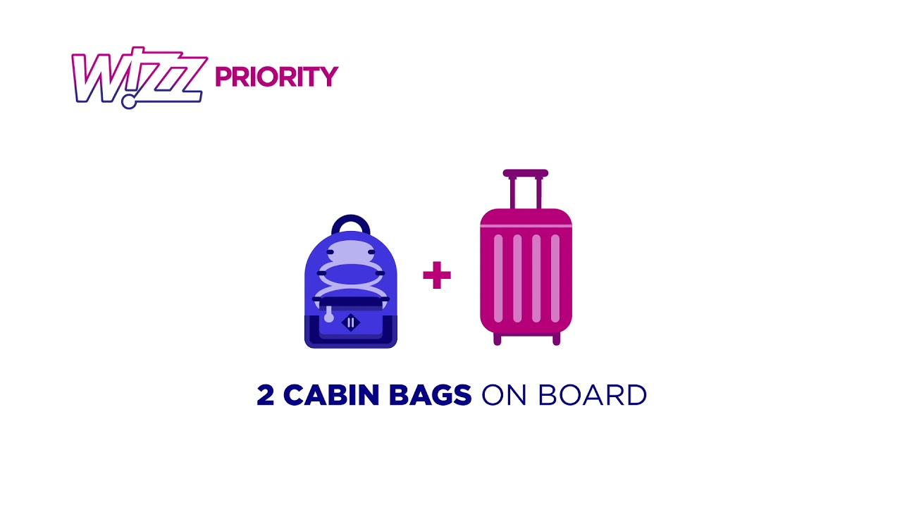 Wizz Air New Baggage Policy Youtube