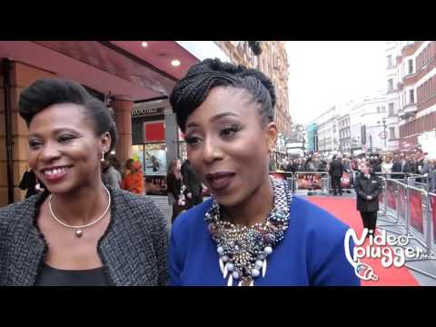Movie: Fifty interview with actress Dakore Akande and Nse Ikpe Etim at BFI LFF