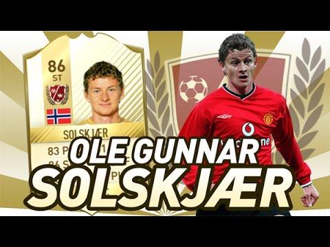 FIFA 17 - Ole Gunnar Solskjær - Nieszablonowy niszczyciel!