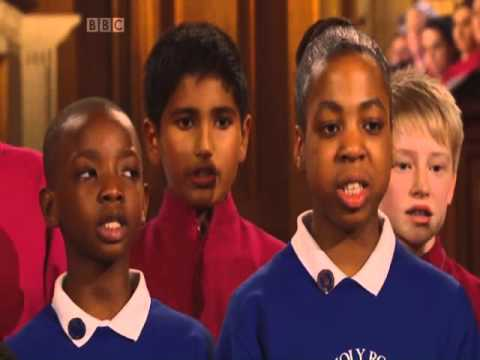 Midnight Mass from Leeds Cathedral 24 12 2012 full