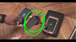 How to charge phones tablets without ac charger in emergency power outage !