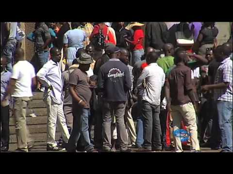 Informal traders taking Joburg to highest court in the land