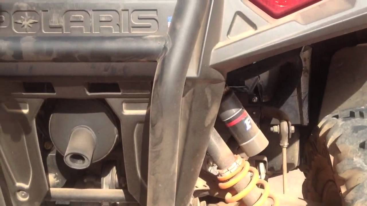 Squeaky RZR suspension