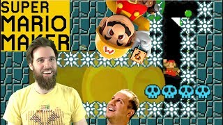 The Dumbest Level Ever (& Some of the Coolest!) [SUPER MARIO MAKER]