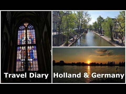 Travel Diary | Holland & Germany (Utrecht, Leiden + Dusseldorf) | Eleanor Maeve