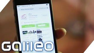 Aussortiertes zu Geld machen   Galileo   ProSieben