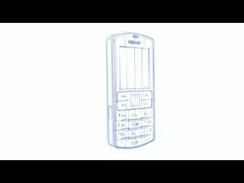 Nokia 3110 Classic Video clips