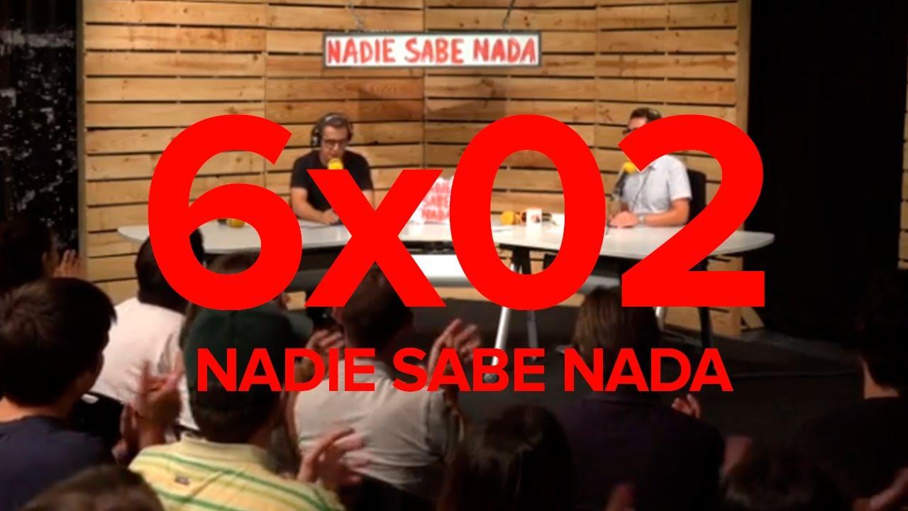 Download Nadie Sabe Nada 6x02   Lo romo es finito