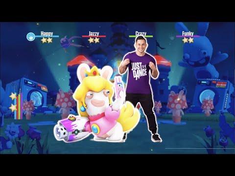 Just Dance 2018: NAUGHTY GIRL (Alternate Rabbid Peach) Gameplay 5 Star | Jayden Rodrigues