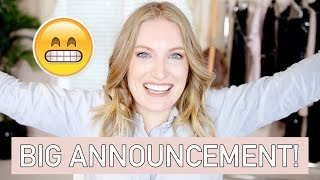 BIG ANNOUNCEMENT! Also: Q&A + PO BOX Unboxing