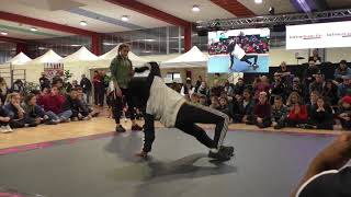 Battle Sixty One - 2018 - BGirl