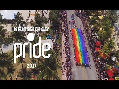 Miami Beach Gay Pride 2017 Official Highlight Video