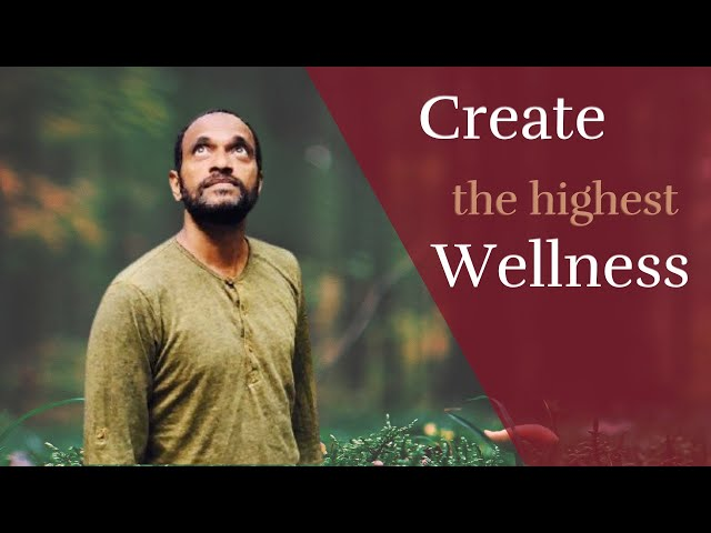 Discover how the highest form of wellness can be gained through Yoga
