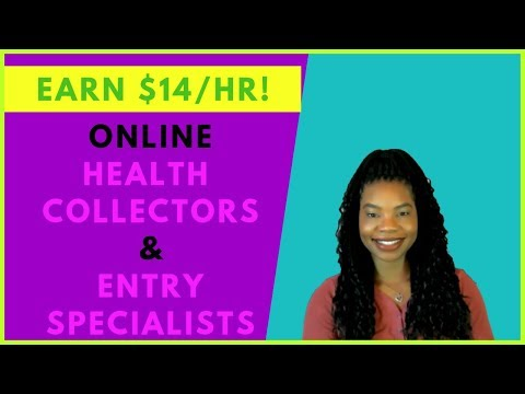 Now Hiring Healthcare Specialists! Online, Remote Work From Home Jobs | January 2019