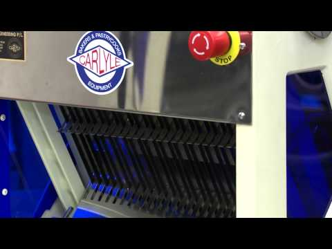 Professional Bread Slicer By Carlyle Australia's Bakery Equipment Supplier