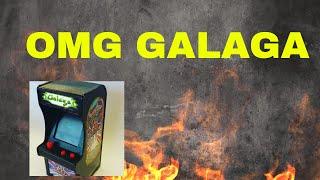 Let's play Galaga