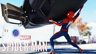 Spider-Man PS4 - Velocity Suit Gameplay Mistake, No More Suits Till Release & New Enemy Details