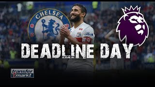 Deadline Day in England I: Fekir zu Chelsea? Was macht ManUnited?