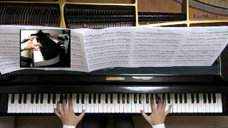 南极大陆主题曲钢琴COVER版for Joanna.