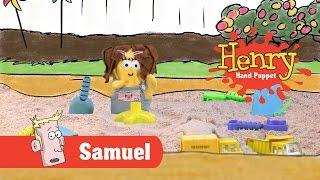 Samuel   Henry Hand Puppet   Ep10