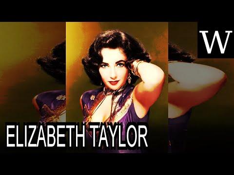 ELIZABETH TAYLOR - WikiVidi Documentary