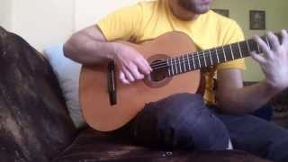 Agalloch - Tomorrow will never come acoustic cover