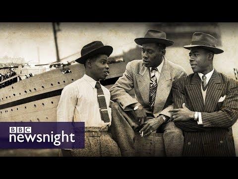 Windrush: 'Fighting to prove I'm British' - BBC Newsnight