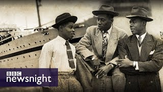 Windrush: 'Fighting to prove I'm British' - BBC Newsnight