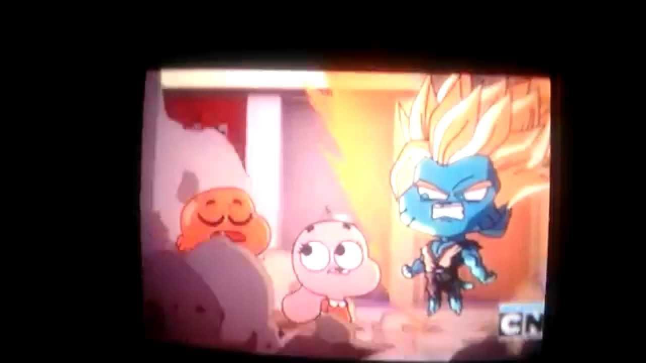 Gumball Goes Super Saiyan 2 Debojjnet 8460328 Angrybirdsriogameinfo
