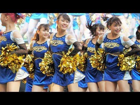 Cheerleading チア 早稲田大学チアダンスサークルMYNX 東京事変 新しい文明開化